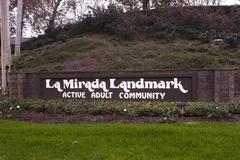 La Mirada Landmark Monument
