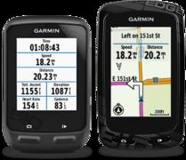 Garmin Edge 510 and 810