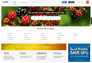 Pixoto Launches Ground Breaking Stock Photo Service