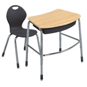 Student Chair and Student Desk by Academia