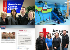 Sigma Packaging donated $2,550 to charity during their 2012 Season of Giving drive. Customers selected a charity to donate to after purchasing equipment through the company during December.