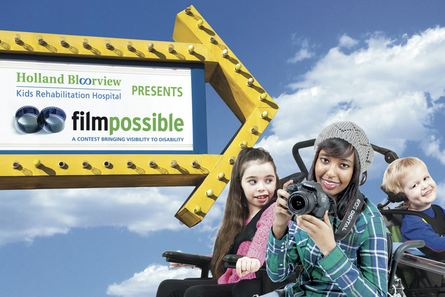 filmpossible: bringing visibility to disability