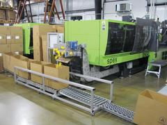 Lindal North America Increase Efficiency with DynaCon Conveyors