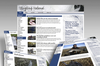 Anglingiceland.is - a new guideline web on salmon and trout fishing in Iceland