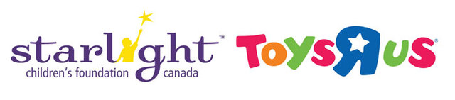 Starlight Canada and Toys R Us