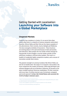 Whitepaper Reveals How to Strategically Position Products for a Global Marketplace