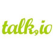 Talk.io logo