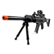 Combat Tactical G36 Spring Airsoft Gun Flashlight Bi-Pod FPS-230