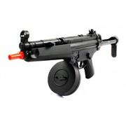 WELL D95B MP5 Electric Airsoft Gun FPS-275 w/ Drum Magazine