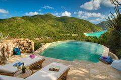 Guana Island Infinity Pool
