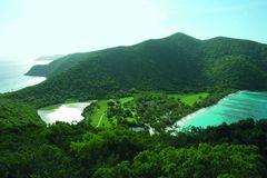 Guana Island Overview