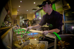 Mad Greens Catering provides fresh healthy catering options to feed 10 to 10,000.