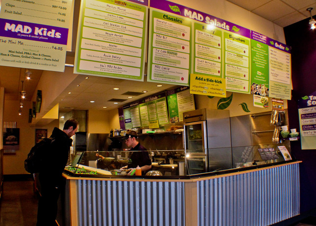 Mad Greens launches healthy catering options at all Colorado Front Range locations.