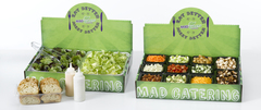 Mad Greens Create your own Salad Bar delivered to you.