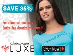Cherokee Luxe sale