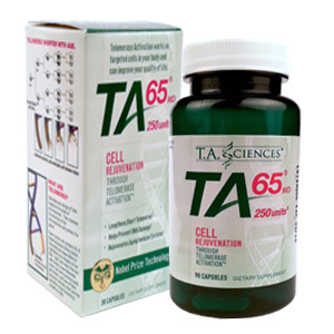 Preliminary Results of TA-65 User's Survey - TA-65 Telomerase Activator Health Benefits Research
