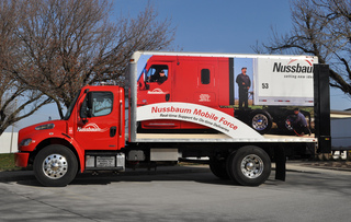 Nussbaum Transportation Takes Trailer Maintenance On the Road