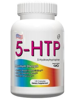 5-HTP Helps with Anxiety Relief and Suppress Appetite