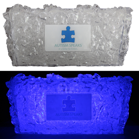 Autism Awareness Month Blue Light Product for April