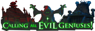 The Missing Ink MMORPG Announces the Evil Genius Building Competition