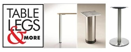 Table Legs and More Announces High-Grade Stainless Steel Table Bases