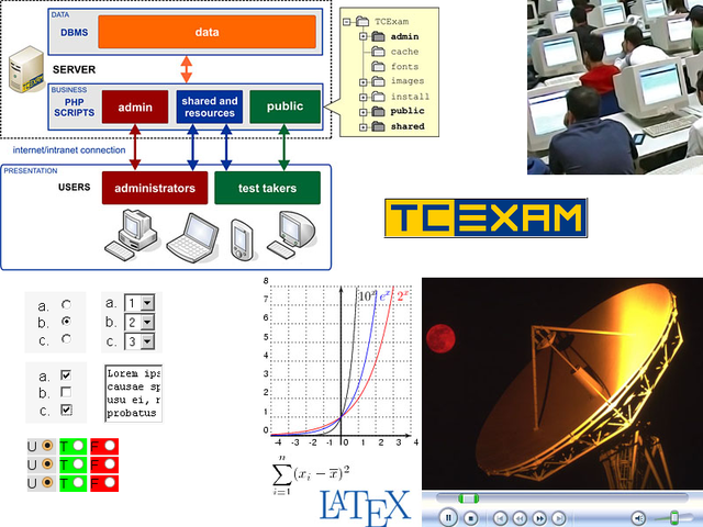 TCExam images