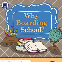 Boarding School Infographic