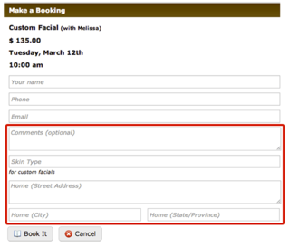 BookedIN's new enhanced services: get customized and get organized