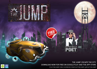 The Jump: Escape The City launches on Google Play and the App Store