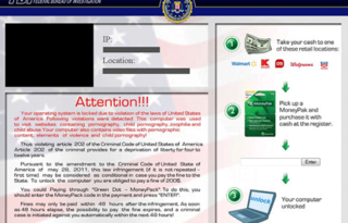 'You Have 48 Hours to Pay The Fine' Ransomware Message Leads to Stolen Money and Data