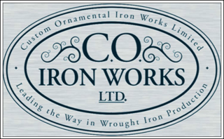 Custom Iron Works New Products Can Give Any Home a Decorative Edge