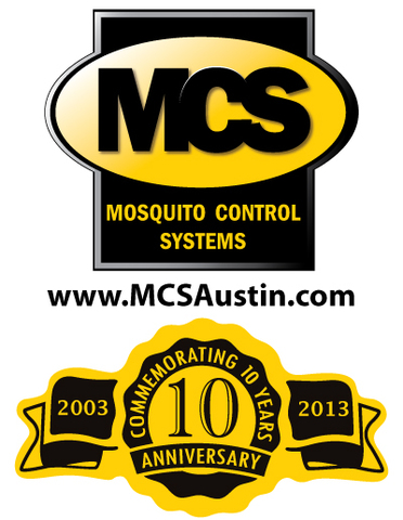 MCS Austin, Mosquito Control and Mist Cooling Systems - 10 year serving Austin.