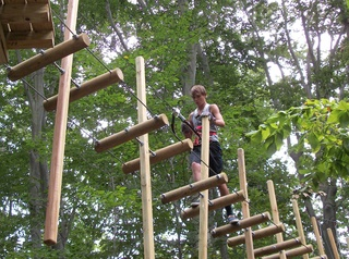 """Adventure Park To """"Open The Trees"""" For Second Season on April 6  - Now Includes Courses for Climbers As Youn…"""