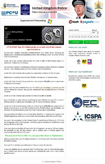 Cheshire Police Authority Ransomware Found to Have Mischievous Tendencies Towards Money Extortion