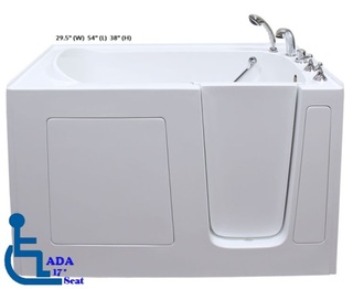 Addition of New Gel-Coated Tubs Enhances Comfort Walk in Tubs' Premium Product Line