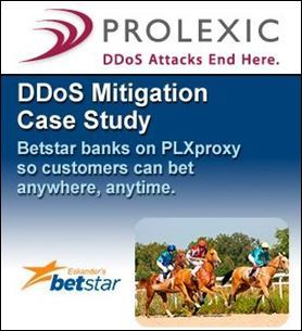 Betstar Chooses Prolexic DDoS Mitigation Services