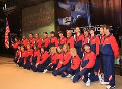 U.S. National & World Cup Teams, France, 2009