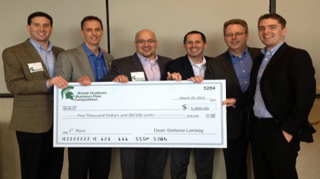 Weekend MBA Students Shine in Michigan State University Broad Business Competition