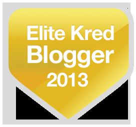 Eyeflow's Elite Kred Blogger Badge