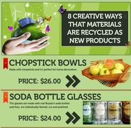 Visit http://www.fasthaul.com/ecoblog/2013/04/12/turning-trash-into-treasure-infographic/ to see the entire infographic!