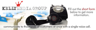 Voice Broadcasting Marketing Promo Offers Free Lead Generation Blog from Kelly Media Group