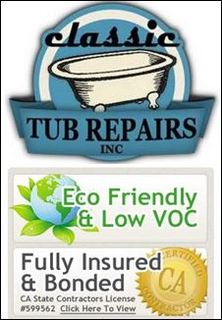 Classic Tub Repair is Now on Facebook and LinkedIn
