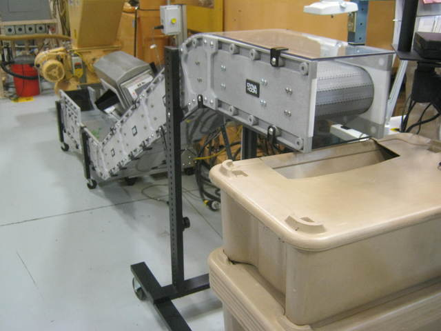 DynaCon modular conveyor system helps with quality control and product containment at JAE Oregon