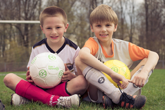 Pass It Forward soccer balls are competitively priced, with special pricing packages for schools and clubs available!