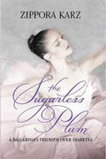 Zippora Karz, former New York City Ballet soloist and author of The Sugarless Plum.