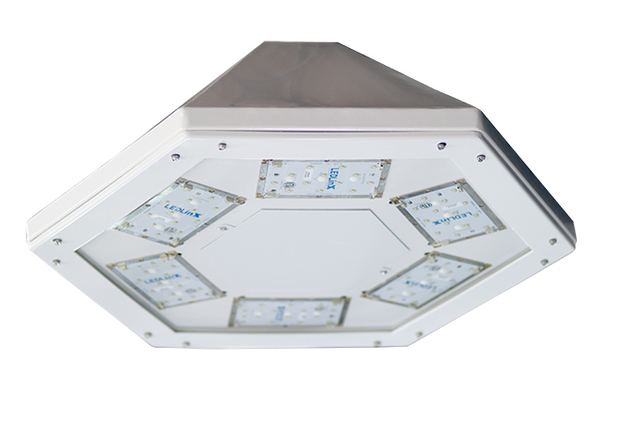 Sealed LED High Bay Pendant Luminaire with an IP65 Rating