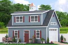 Amish Built Garages in NY and MD