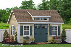 Luxury Amish Sheds in NJ, MD and PA
