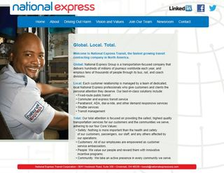 National Express Transit Corporation Launches New Website