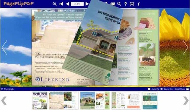Flash flippingbook created by eFlip Standard!